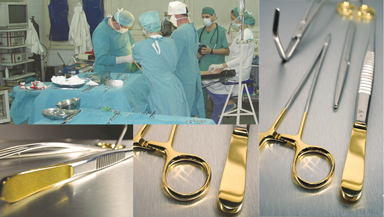 Venus Surgical instruments, operating instruments, hand